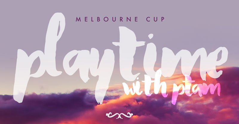 Melbourne Cup Playtime