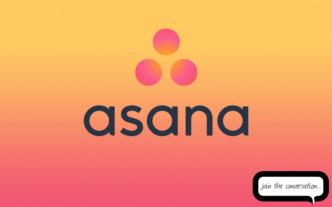 ASANA – My new favourite app!