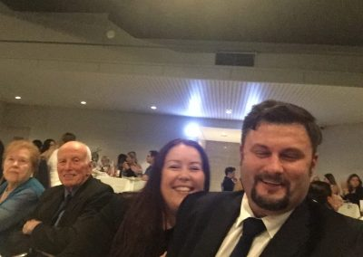 #LMBEA, PTAM, 2017 Lake Macquarie Business Excellence Awards, Peter McCarthy