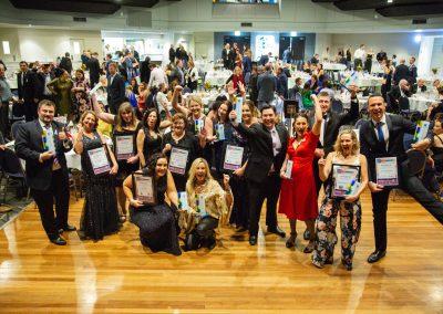 LMBEA, PTAM, Precision, Awards Season, Lake Macquarie, Peter McCarthy, Kelly Eke