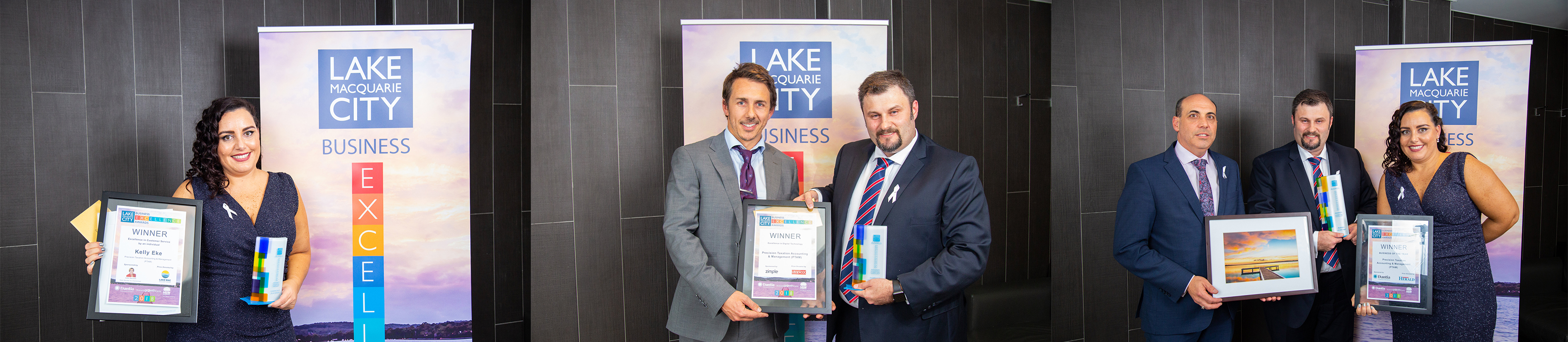 LMBEA, Precision, Lake Macquarie Business Excellence Awards, Business of the Year