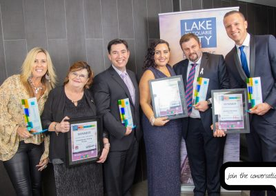 LMBEA, Precision, Business of the Year